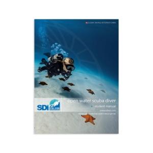 German SDI Open Water Student Manual-0