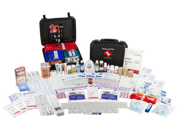 Instructor 1st Aid Kit Hard Case-0
