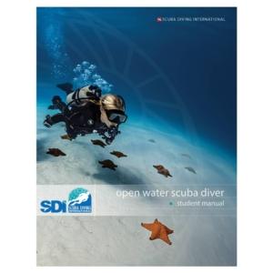 SDI Open Water Student Manual-0