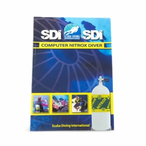 SDI Computer Nitrox Diving Manual-0