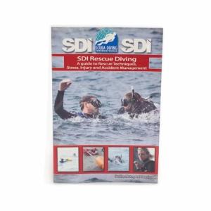 SDI Rescue Diving Manual-0