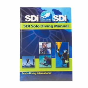 SDI Solo Diving Manual-0