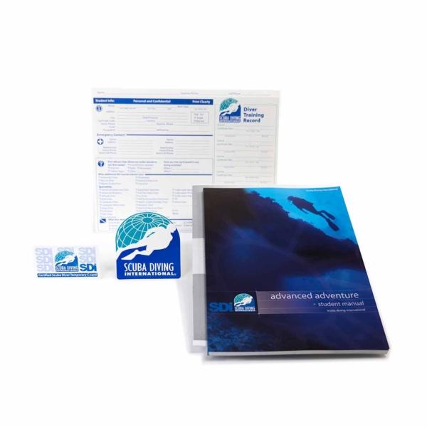 Standard SDI Advanced Adventure Diver Kit-0