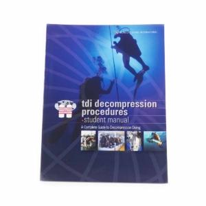 TDI Decompression Procedures Manual-0
