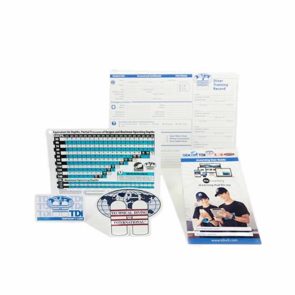 Standard TDI Online Advanced Nitrox Kit-0