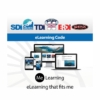TDI Diving in Overhead Environments eLearning Code-0