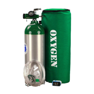 Oxygen Rescue Kit (Single Soft Case)-0